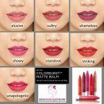 Colorburst Matte Balm -  Mejor selección en Linea