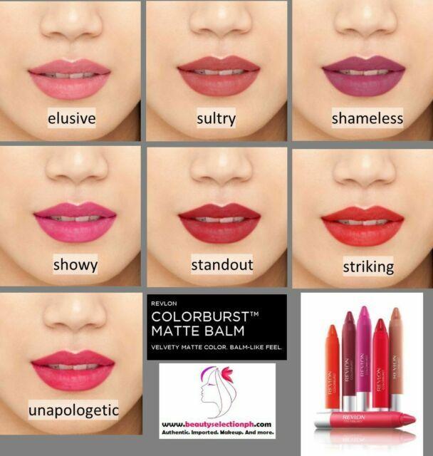 Colorburst Matte Balm -  Mejor selección en Linea 2