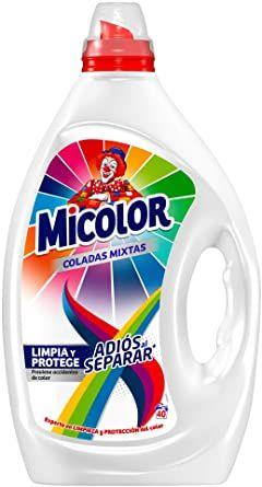 Detergente Micolor Adios Al Separar - Top 5 en Linea 2