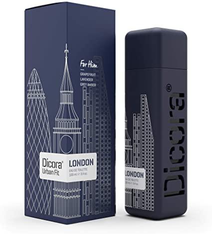 Dicora Urban Fit London Eau de Toilette - Donde comprar en Linea 2