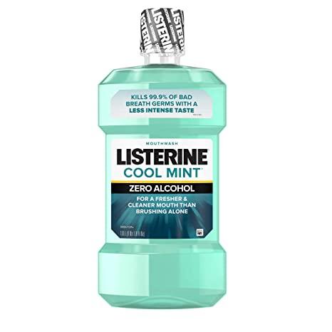 Enjuague bucal diario 0% alcohol - Comprar en Linea 2
