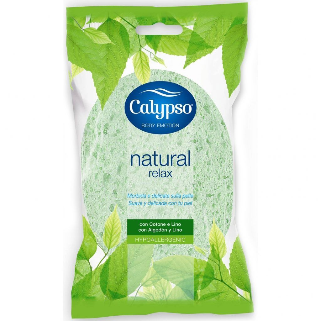 Esponja Calypso Baby Relax - Donde comprar On line 2