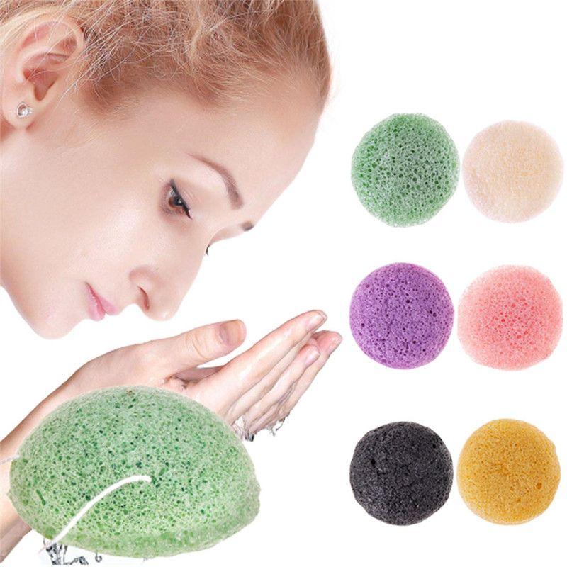 Esponja Facial Konjac Verde - Comprar en Linea 2