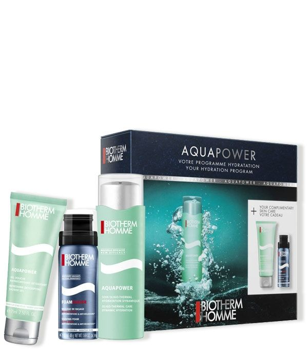 Estuche Aquapower Hombre - Comprar Online 2