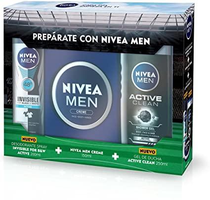 Estuche Nivea For Men Crema - Donde comprar en Linea 2