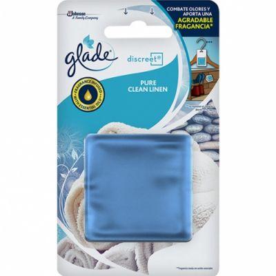 Glade Discreet Recambio Pure Clean Linen - Opiniones en Linea 2