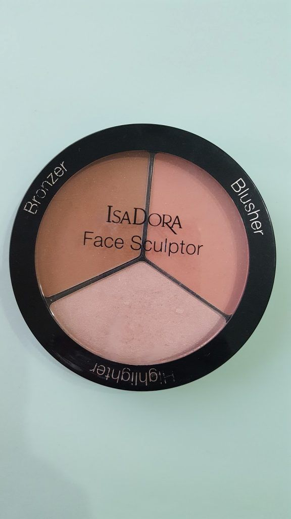 Isadora Face Sculptor Blush Brush - Top 5 On line 2