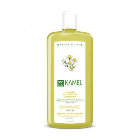 Kamel champu camomila - Comprar en Linea 2