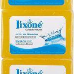 Lixone Jabón Pastilla Glicerina Natural -  Mejor selección en Linea