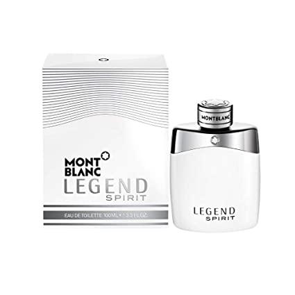 Montblanc Legend Spirit Eau De Toilette - La Mejor selección en Linea 2