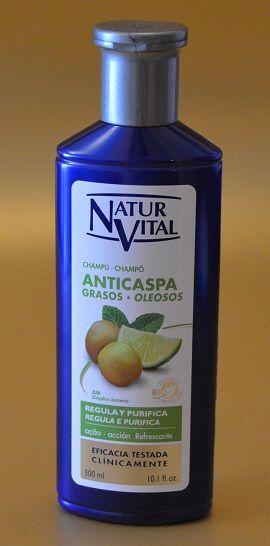 Natur Vital Champú Anticaspa - La Mejor selección Online 2