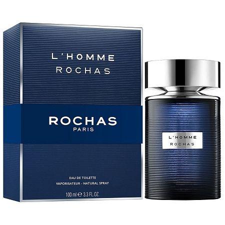 Rochas L´Homme Eau de Toilette - Opiniones On line 2
