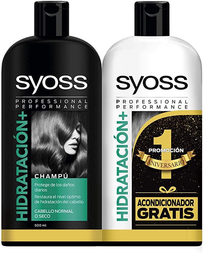Syoss Acondicionador Hidratación - Opiniones On line 2