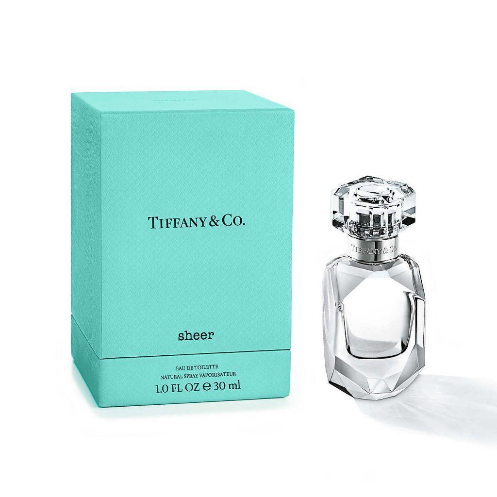Tiffany Sheer Eau de Toilette - Opiniones Online 2